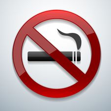 Free No Smoking Royalty Free Stock Photography - 31116867