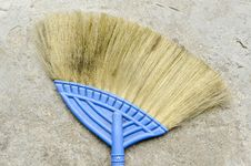 Free Broom Stock Photo - 31117120