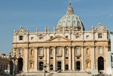 Free Vatican, Rome Royalty Free Stock Photos - 31117978