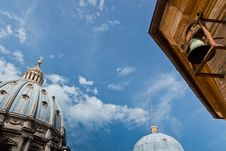 Free Vatican, Rome Royalty Free Stock Image - 31118476