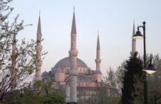 Blue Mosque &x28;Istanbul, Turkey&x29; Stock Photo