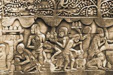 Free Angkor Thom, Cambodia Stock Images - 31128924