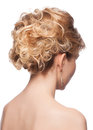 Free Woman With Elegant Hairstyle Royalty Free Stock Photography - 31141907