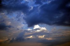 Free Turbulent Skies Stock Photo - 31143730