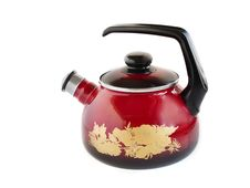 Free Red Tea Kettle Stock Photography - 31152212