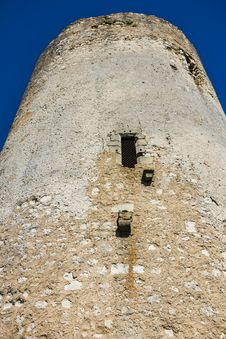 Free Tower Of The Medieval Castle Royalty Free Stock Photo - 31155175