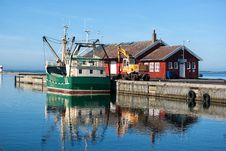 Free Fishing Trawler Royalty Free Stock Images - 31160969