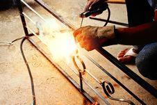 Free Welding Steel Stock Images - 31161144
