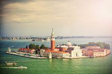 Free San Giorgio Island, Venice, Italy Stock Image - 31164861