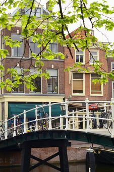 Dutch Scene Stock Image