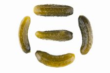 Free Pickles Royalty Free Stock Images - 31172989