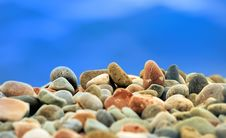 Free Sea Pebbles Stock Photography - 31174702