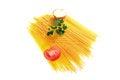 Free Raw Spaghetti Royalty Free Stock Photos - 31185948