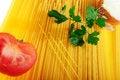 Free Raw Spaghetti Royalty Free Stock Photos - 31185998