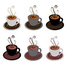 Free Coffee Cups Stock Photos - 31188353
