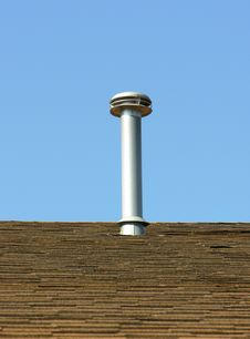 Free Roof Vent Stock Image - 3120221