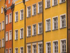 Free Colorful Houses Stock Photography - 3121292