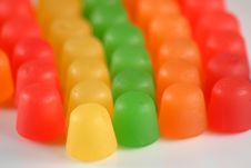 Free Colorful Gummy Candy Stock Photos - 3124443