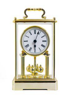 Free Vintage Clock Stock Photography - 3127122