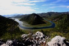 Skadar Lake - Montenegro Royalty Free Stock Photos