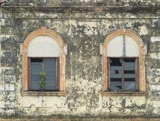 Free Bad Windows Stock Photography - 3127582