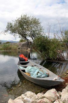 Free Skadar Lake - M0ntenegro Royalty Free Stock Photography - 3127687