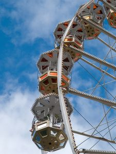 Free Ferris Wheel Stock Photos - 3127793