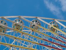 Free Ferris Wheel Royalty Free Stock Image - 3127846