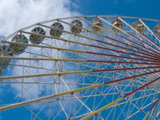 Free Ferris Wheel Stock Photo - 3127850