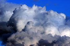 Free Stormy Clouds Royalty Free Stock Image - 3128066