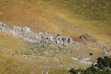 Free Ansabere S Cabins - Pyrenees Stock Images - 3128704