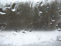 Free Window Glass And Rain Drops Stock Photography - 31208602