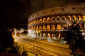 Free Coliseum By Night, Rome Italy Stock Photos - 31218913
