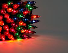 Free Christmas Lights Stock Photos - 31219603