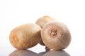 Free Kiwi Fruit On A White Background. Royalty Free Stock Images - 31220909