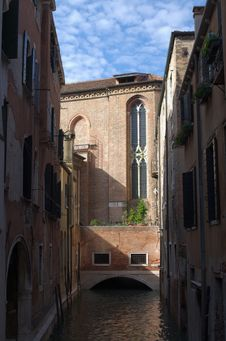Free Venice Architecture Stock Photography - 31220382