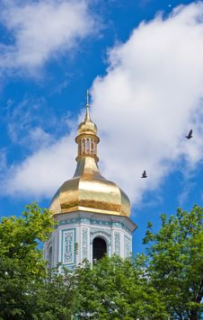 Free Saint Sophia S Cathedral Bell Tower Stock Photo - 31228160
