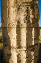 Free Column Of The Temple Of Hera &x28;Temple E&x29; At Selinun Royalty Free Stock Image - 31239636