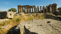 Free The Temple Of Hera &x28;Temple E&x29; At Selinunte, Sicily Royalty Free Stock Images - 31239639