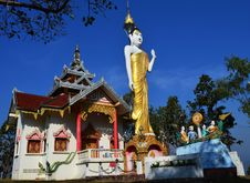 Free Buddhist Temple In Thailand Stock Photo - 31233380