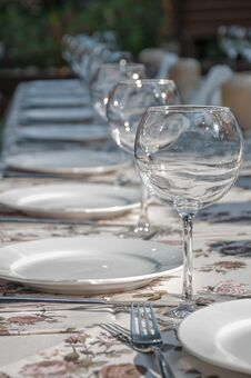 Free Tableware Royalty Free Stock Images - 31238319