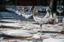 Free Tableware Stock Photo - 31238360