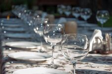 Free Tableware Royalty Free Stock Image - 31238376