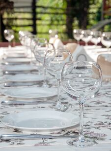 Free Tableware Royalty Free Stock Images - 31238459