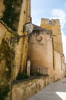 Free Cathedral Of Castelvetrano, Sicily Island Royalty Free Stock Photo - 31239585