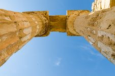 Free The Temple Of Hera &x28;Temple E&x29; At Selinunte, Sicily Royalty Free Stock Image - 31239616