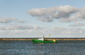 Free Fishing Ship. Royalty Free Stock Photo - 31244775