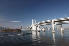 Free Rainbow Bridge Stock Images - 31240794