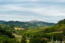 Free Toscana, Italy Royalty Free Stock Photos - 31240838