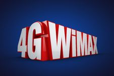 Free 4G WIMAX Stock Image - 31243131